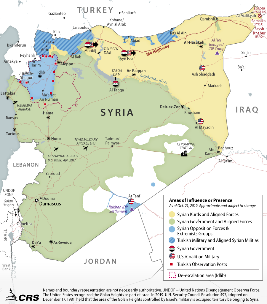 Congressional Research Service Reports on the Middle East ...